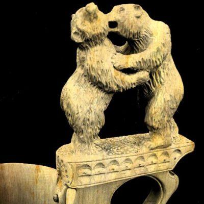 Črpák - medvede