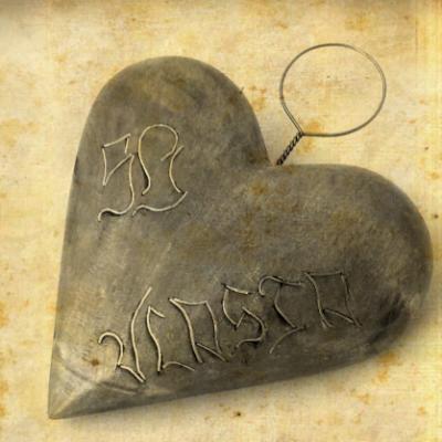 Srdce s venovaním